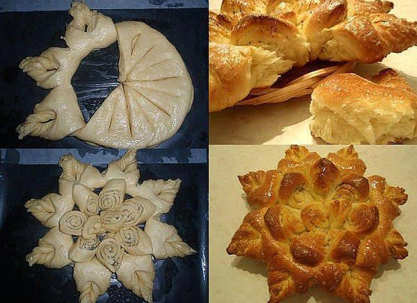 Как сделать булочки мастер класс