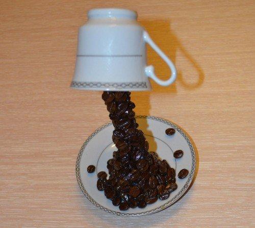 Из кофе как сделать экспресса