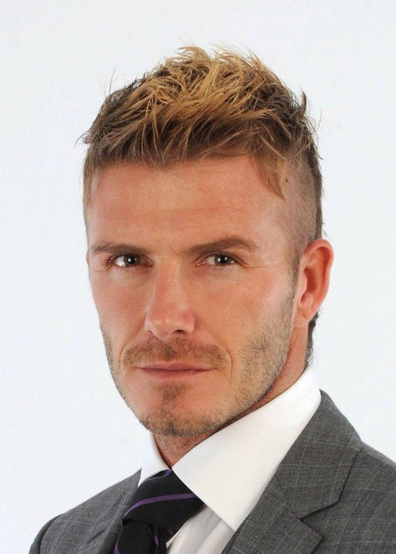 Фото мужских причесок со светлыми волосами