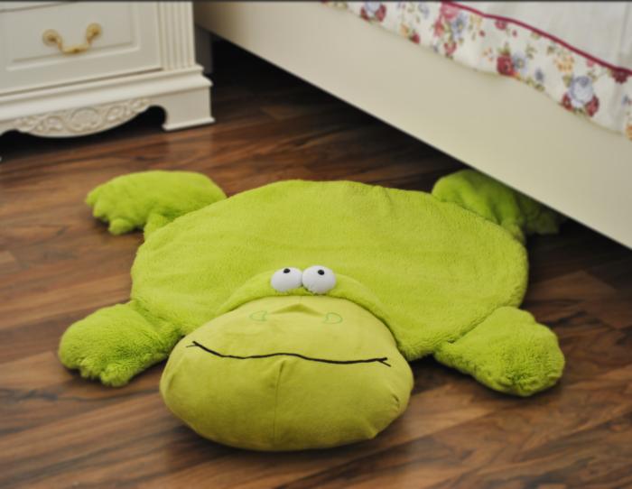 Подушка коврик своими руками