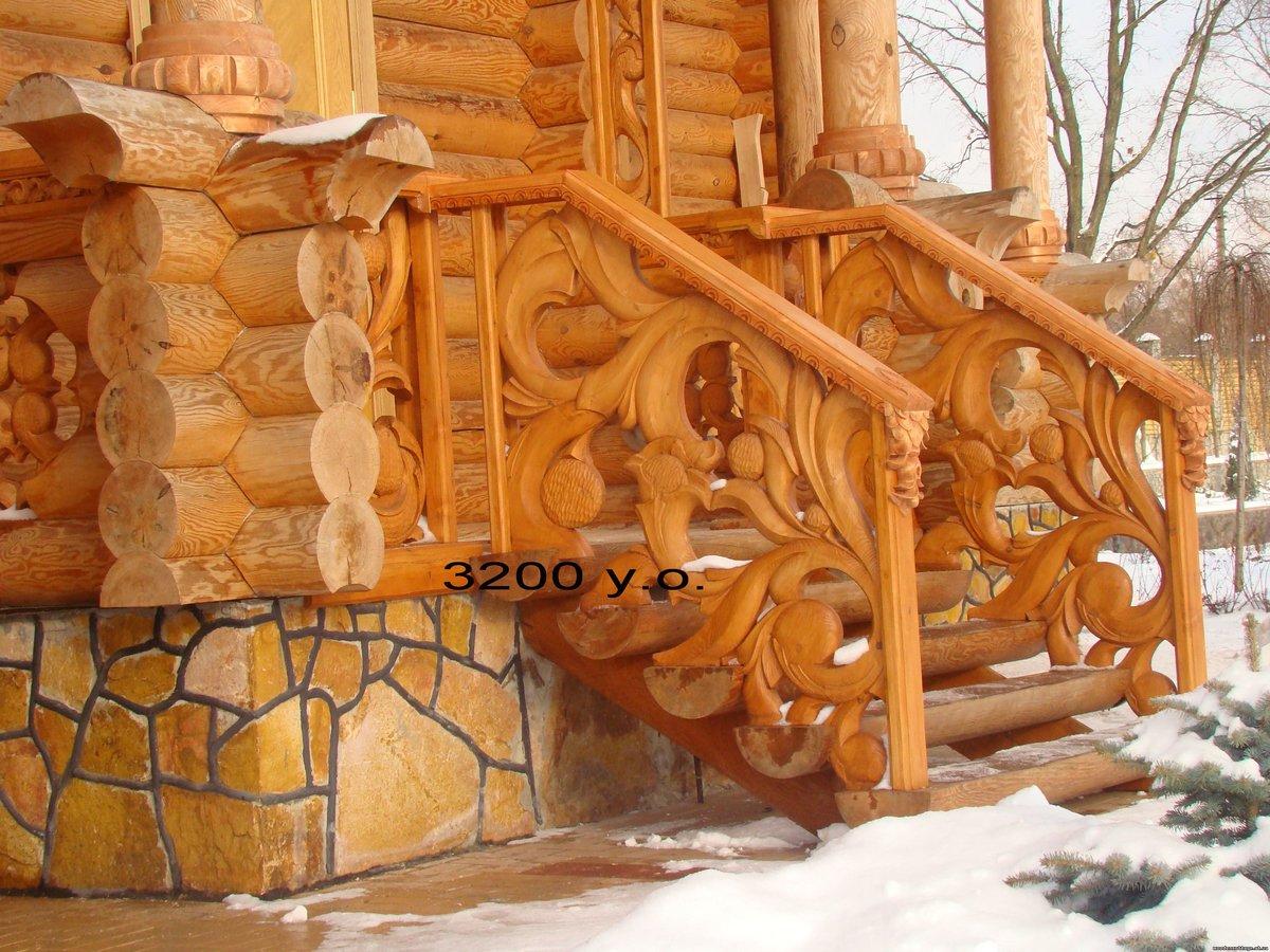 Фото деревянных изделий