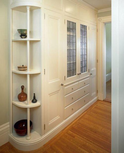 Узкий шкаф в прихожую фото дизайн идеи