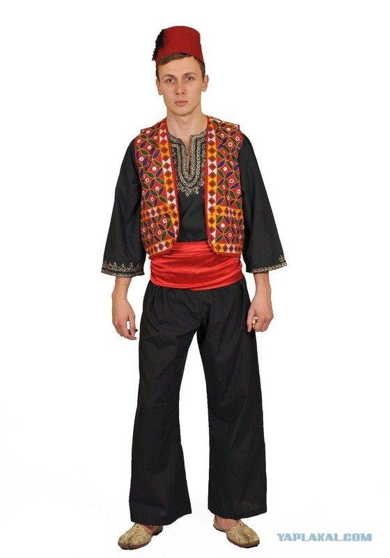 Турецкий костюм