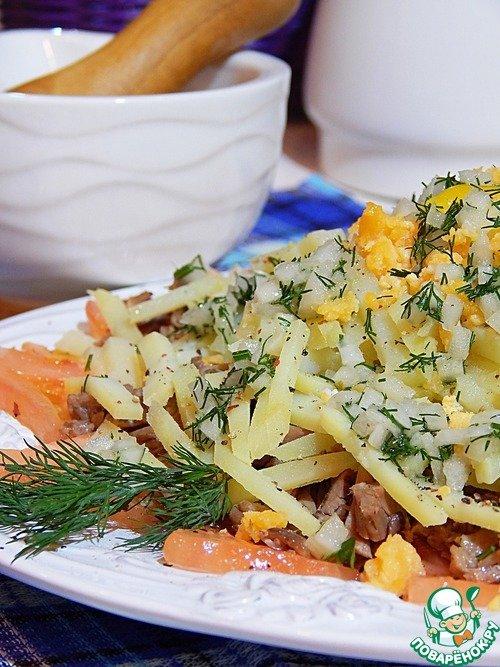 Очень вкусные мясные салаты с и рецептами
