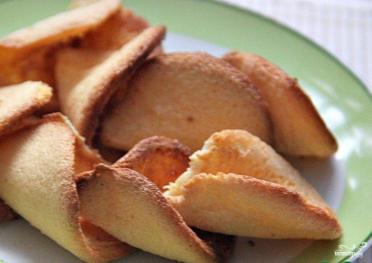 Печенье ушки рецепт и