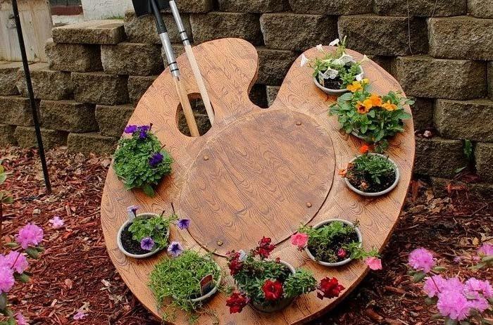 Творим для сада своими руками 95