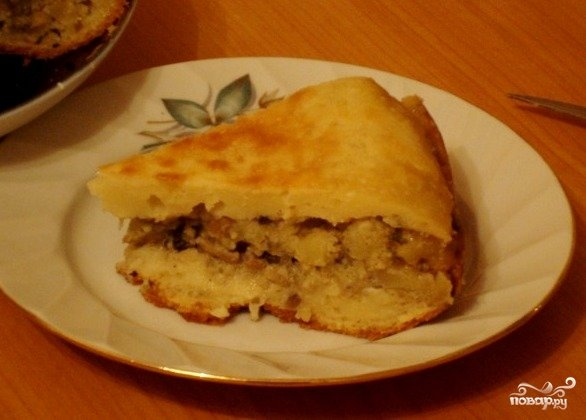 Пироги с картошкой и мясом в мультиварке рецепты с
