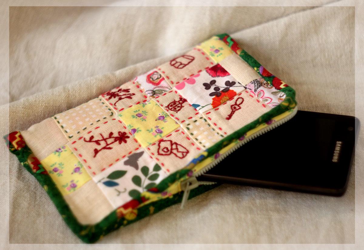 Чехлы для телефона сшить из ткани 159