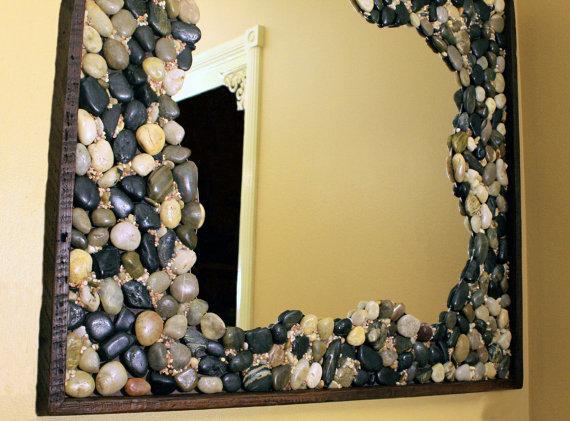 Как сделать декорации на зеркала
