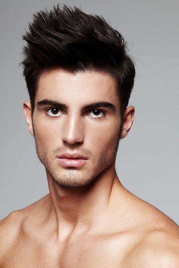 Прически на седые волосы мужские