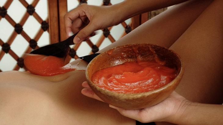 Как сделать обертывание с красным перцем