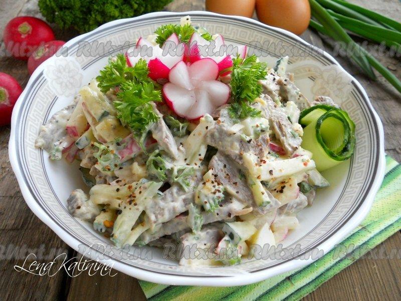 Рецепт рагу из свинины с подливкой с пошагово в