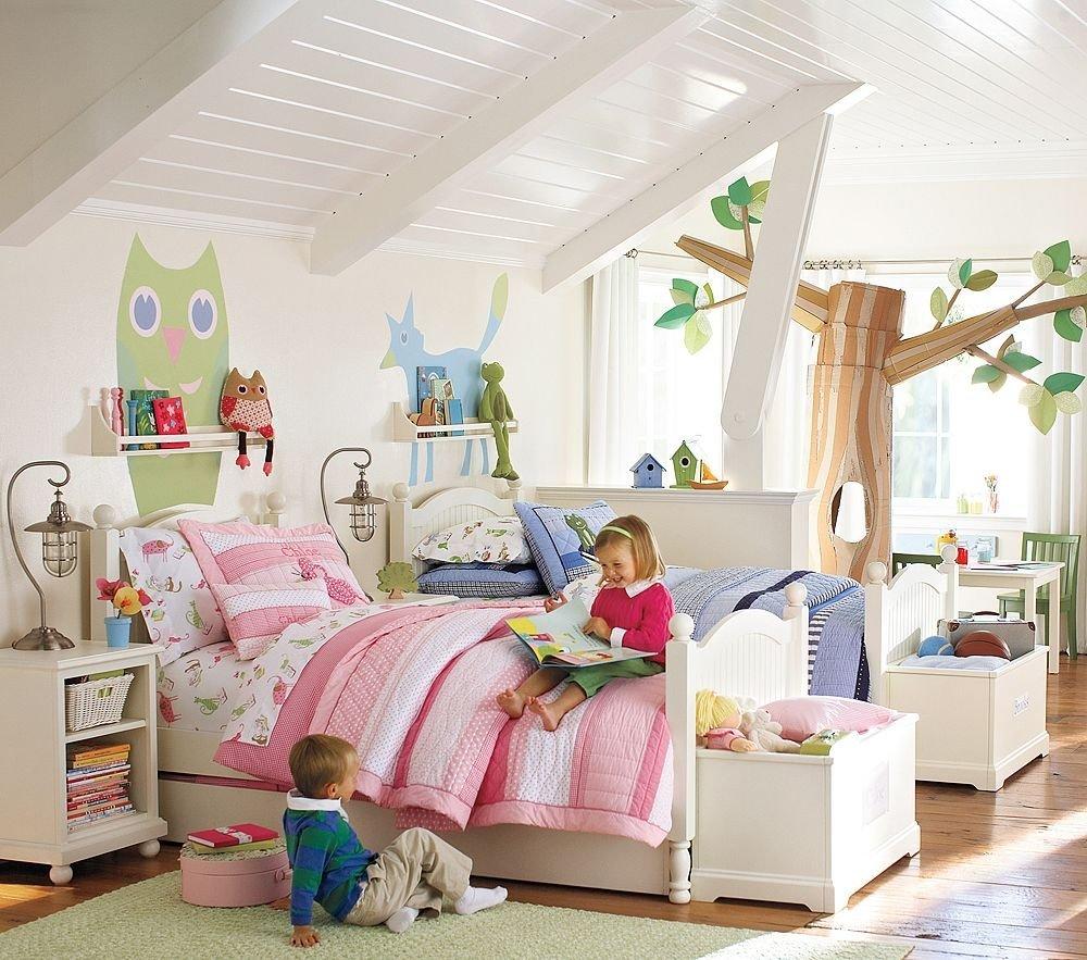 Детские комнаты 80