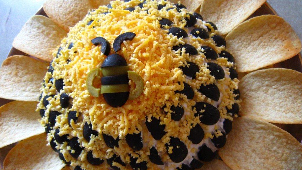 Салат подсолнух рецепт пошагово с грибами 34