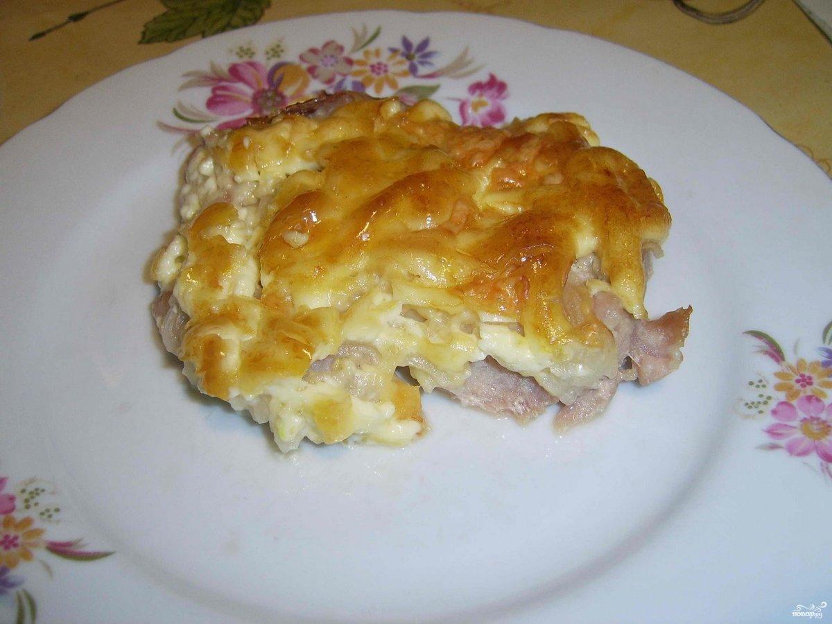 Куриные отбивные в духовке пошаговый рецепт с фото