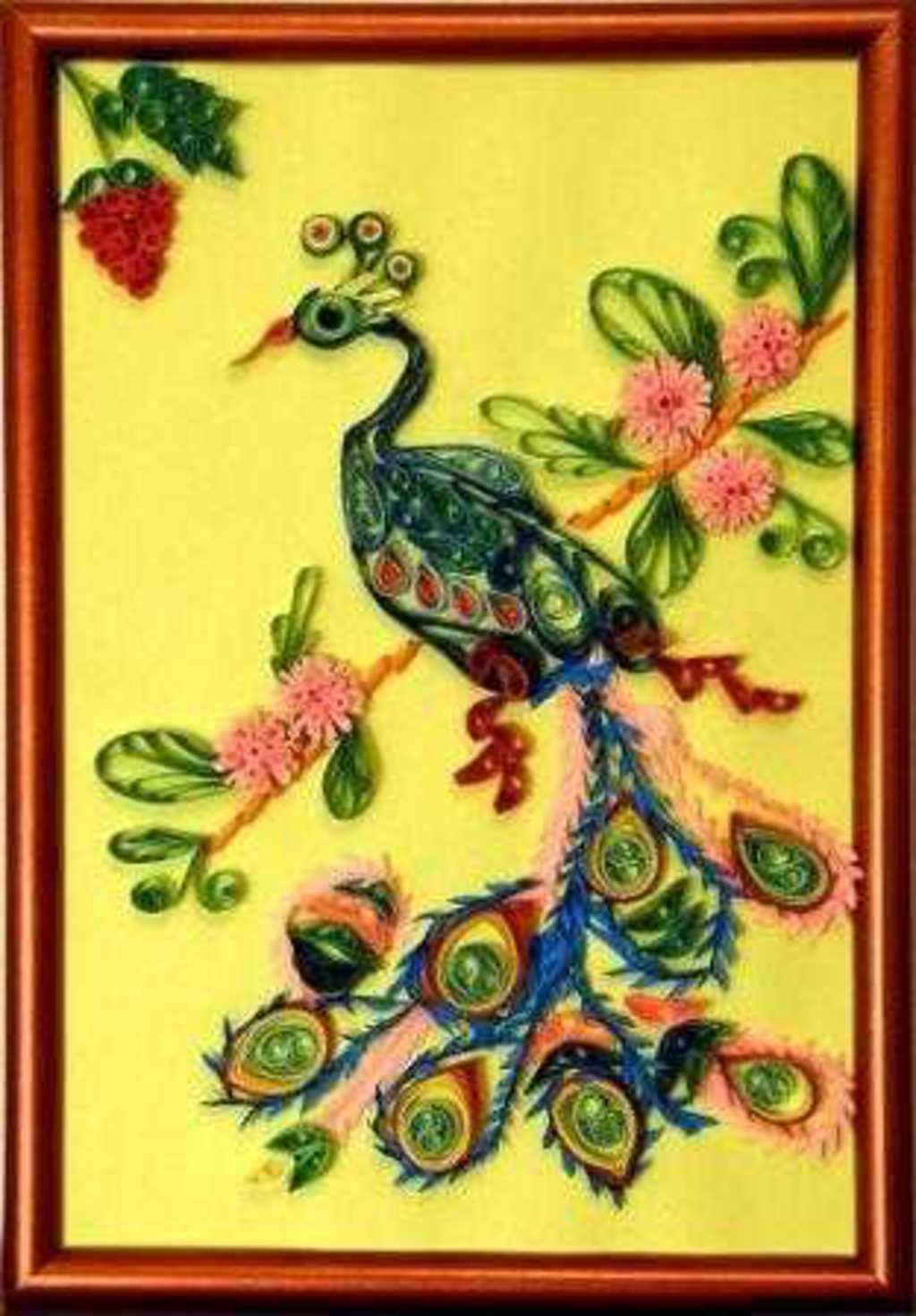 Поделки - птицы своими руками из разных материалов. Мастер 80