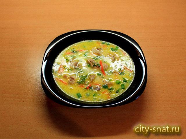 Суп из рыбных консервов рецепт пошагово с рисом простой 79