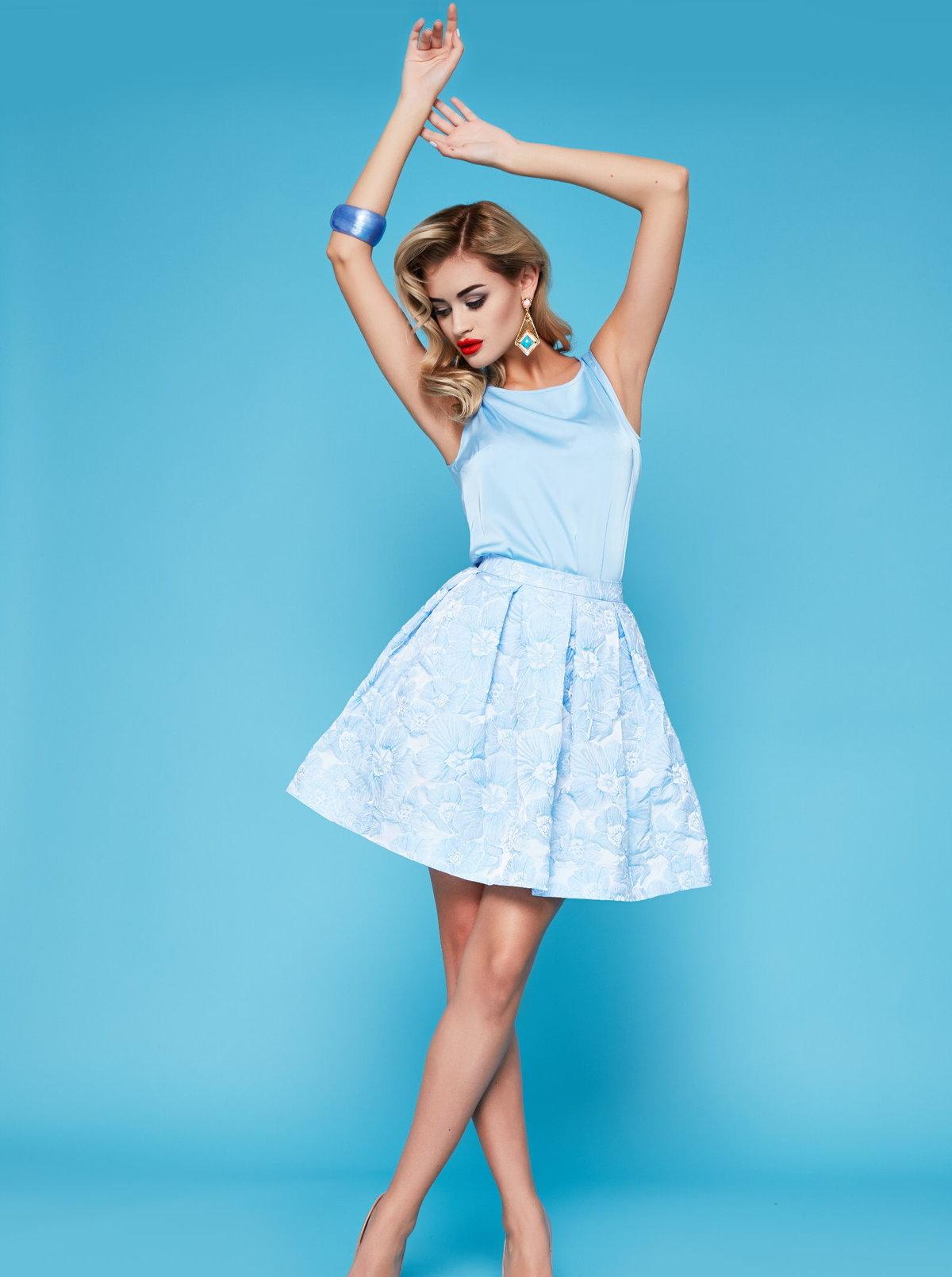 Фото платья стиля беби долл