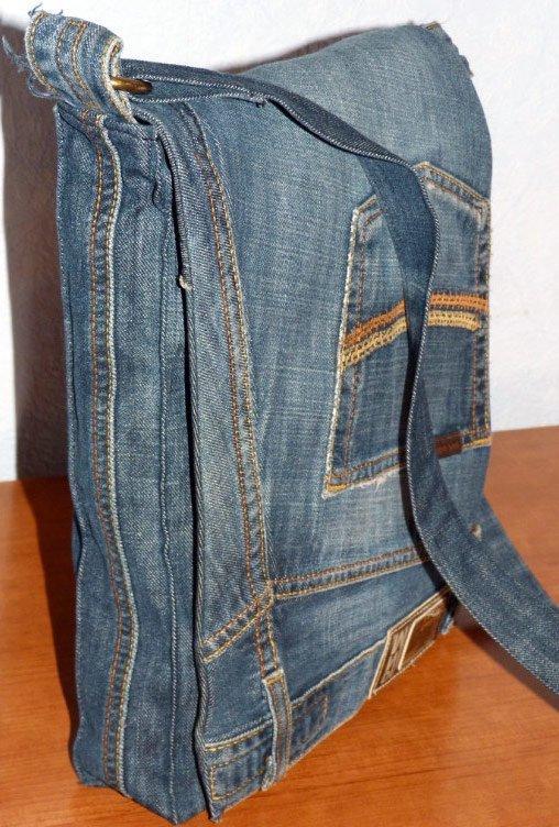 Сшить мужские джинсы своими руками