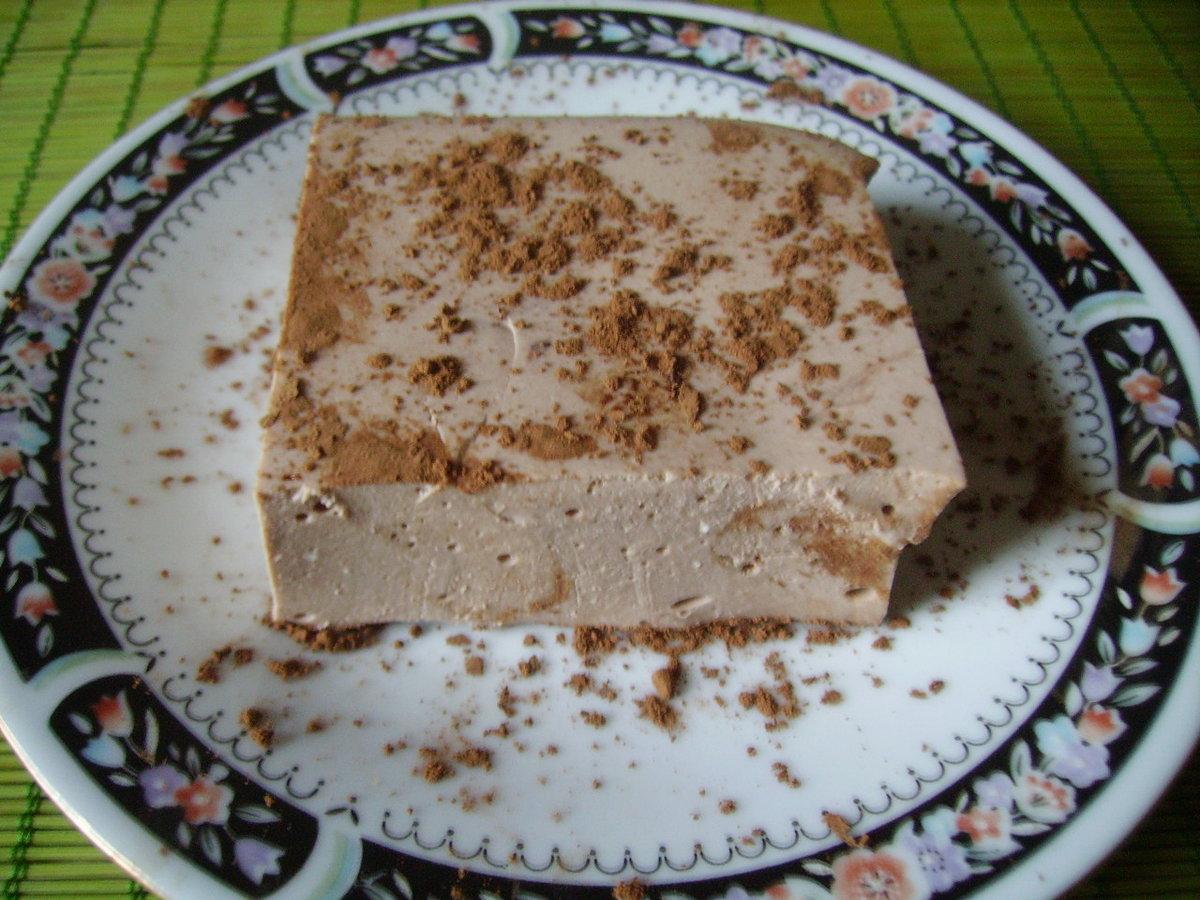 Суфле из творога с желатином рецепт
