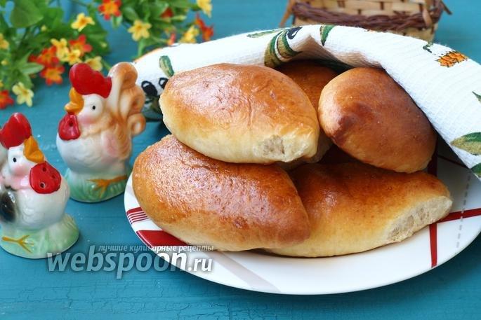 Пирожки печеные в духовке рецепт с фото