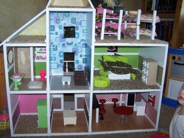 Барби куклы и их домики своими руками 93