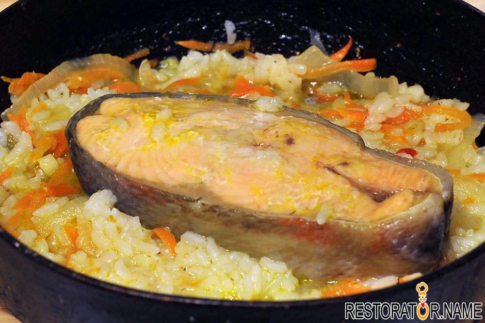 С фото рыба на пару рецепт в мультиварке
