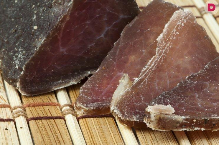Что такое балык из говядины в домашних условиях
