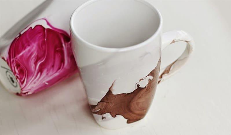 Дизайн чашки своими руками