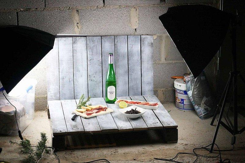 Как сделать фон для фотографий домашняя