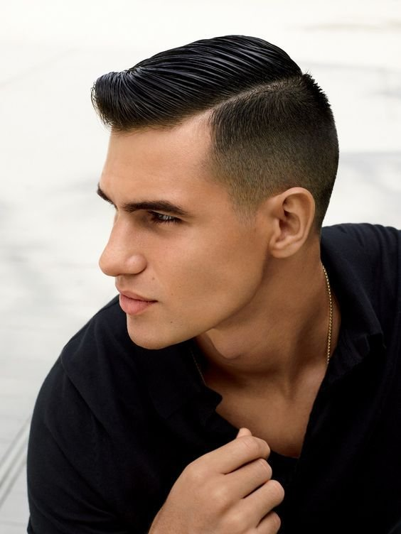 Модельные причёски