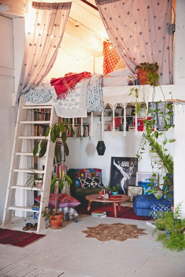 Как сделать свою комнату уютной своими руками