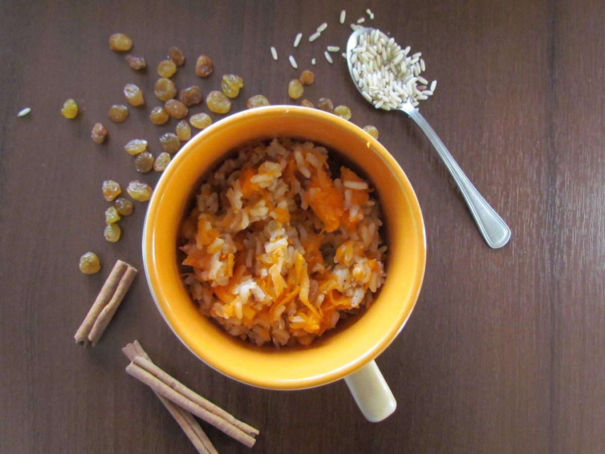 Пшеничная каша с тыквой рецепт в духовке