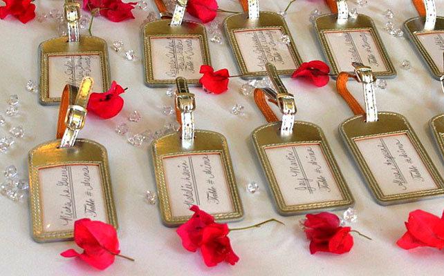 Сувенирчики своими руками на свадьбу