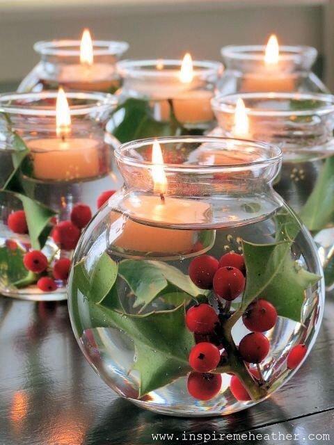 Свечи плавающие своими руками 156