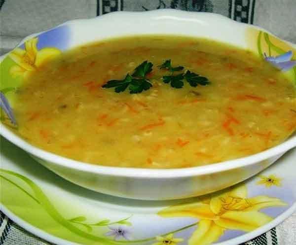 Детские супы фотоы с фото
