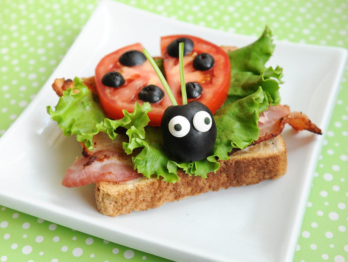 Детские праздники блюда рецепты