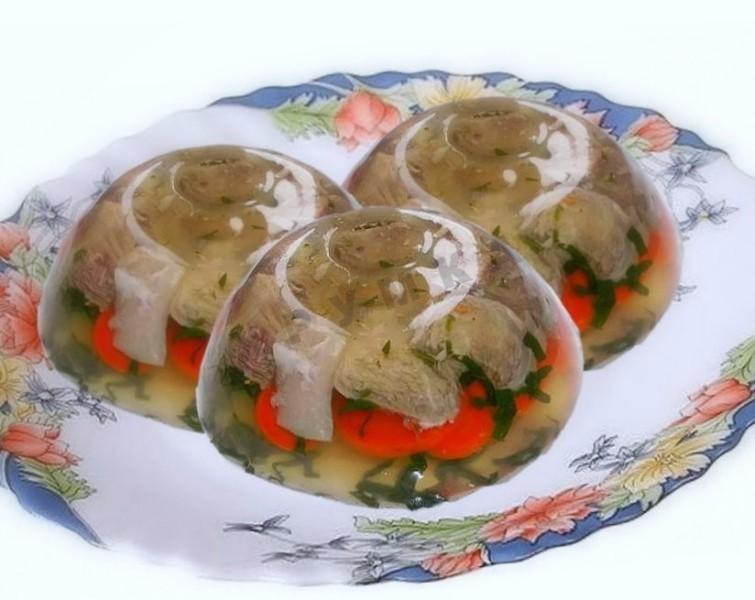 Домашний холодец рецепт с желатином