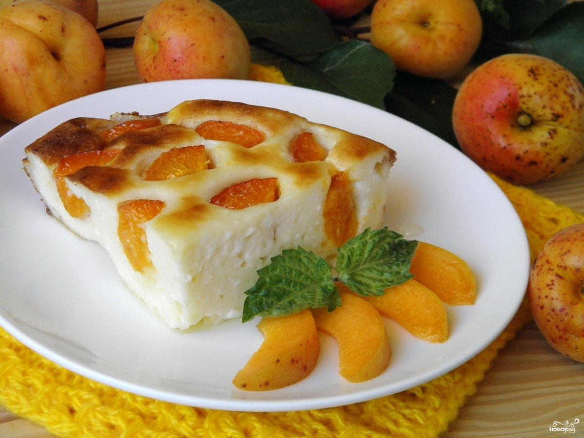 Запеканка творожная рецепт на кефире в духовке с манкой рецепт