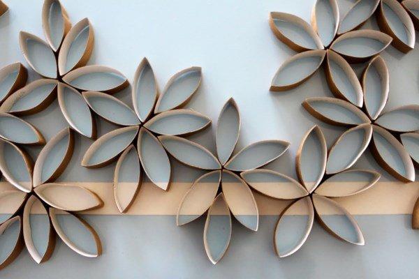 Поделки своими руками из бумаги для декора