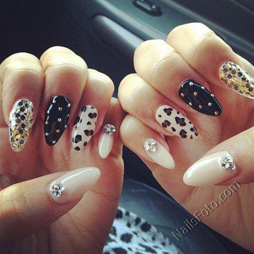 Разные стили дизайна ногтей