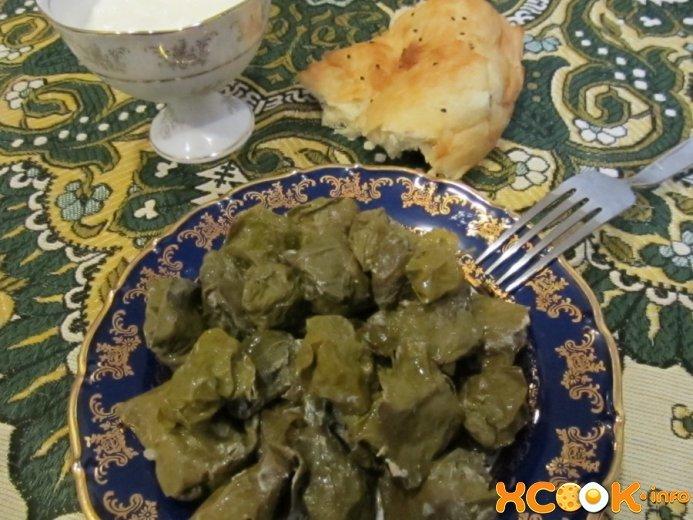 Долма рецепт пошагово с фото по азербайджански