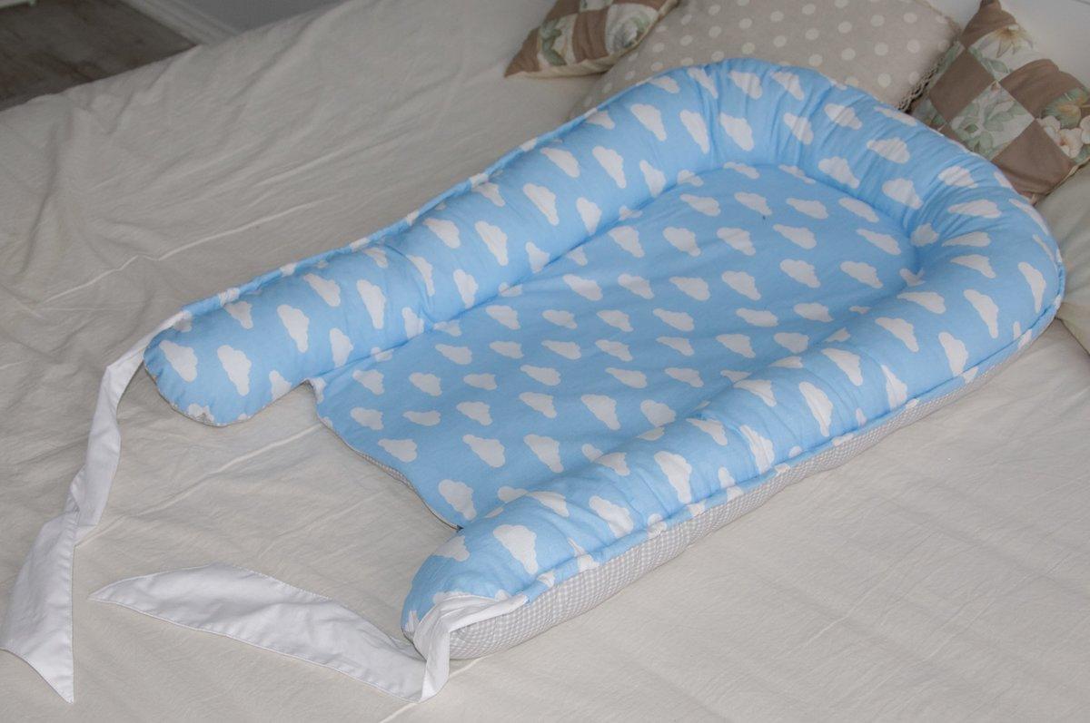 Кокон в кроватку своими руками