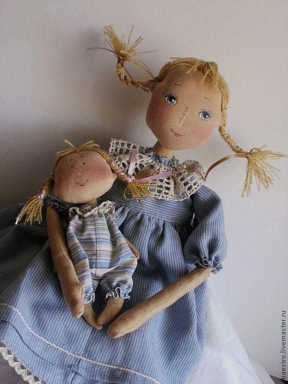 Сшить куклу своими руками для дочки 31