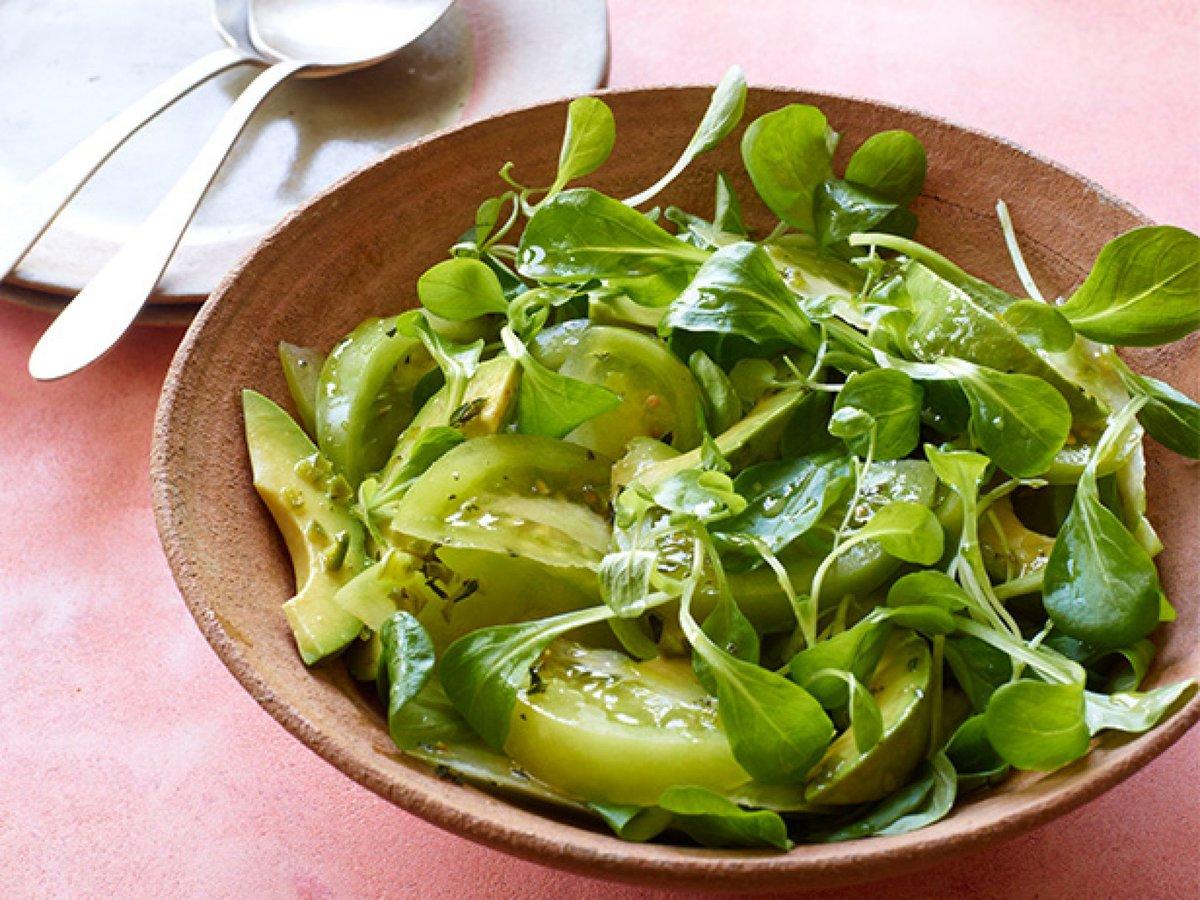 Авокадо рецепты приготовления салатов