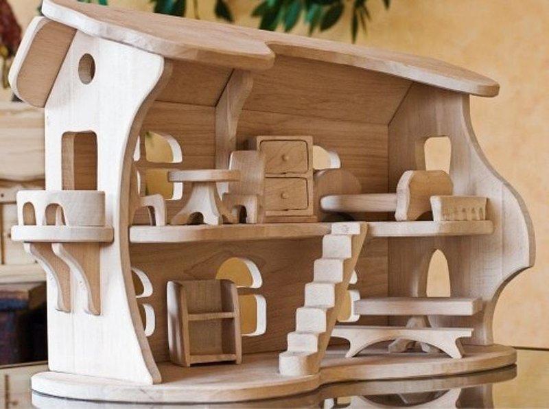 Изготовить деревянные игрушки