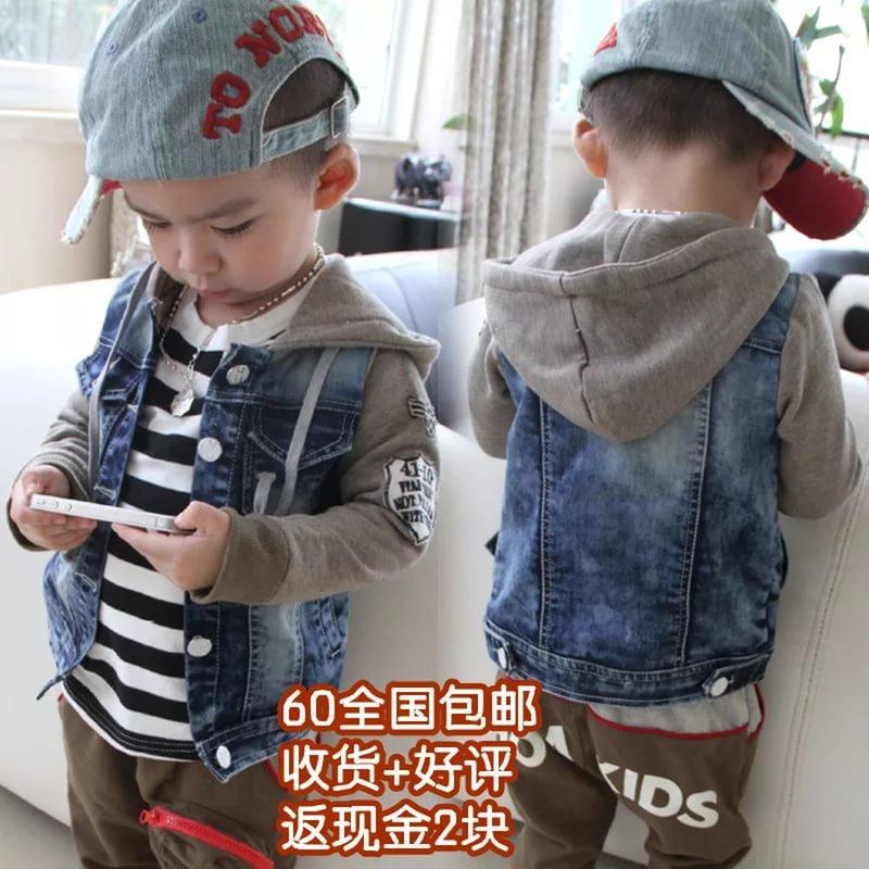 Детская куртка на мальчика сшить