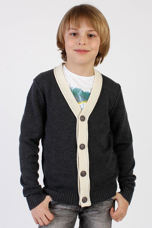 Вязание кардиган для мальчика 47