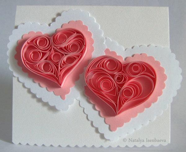 Валентинки своими руками - карточка от пользователя tihon4eva в Яндекс.Коллекциях