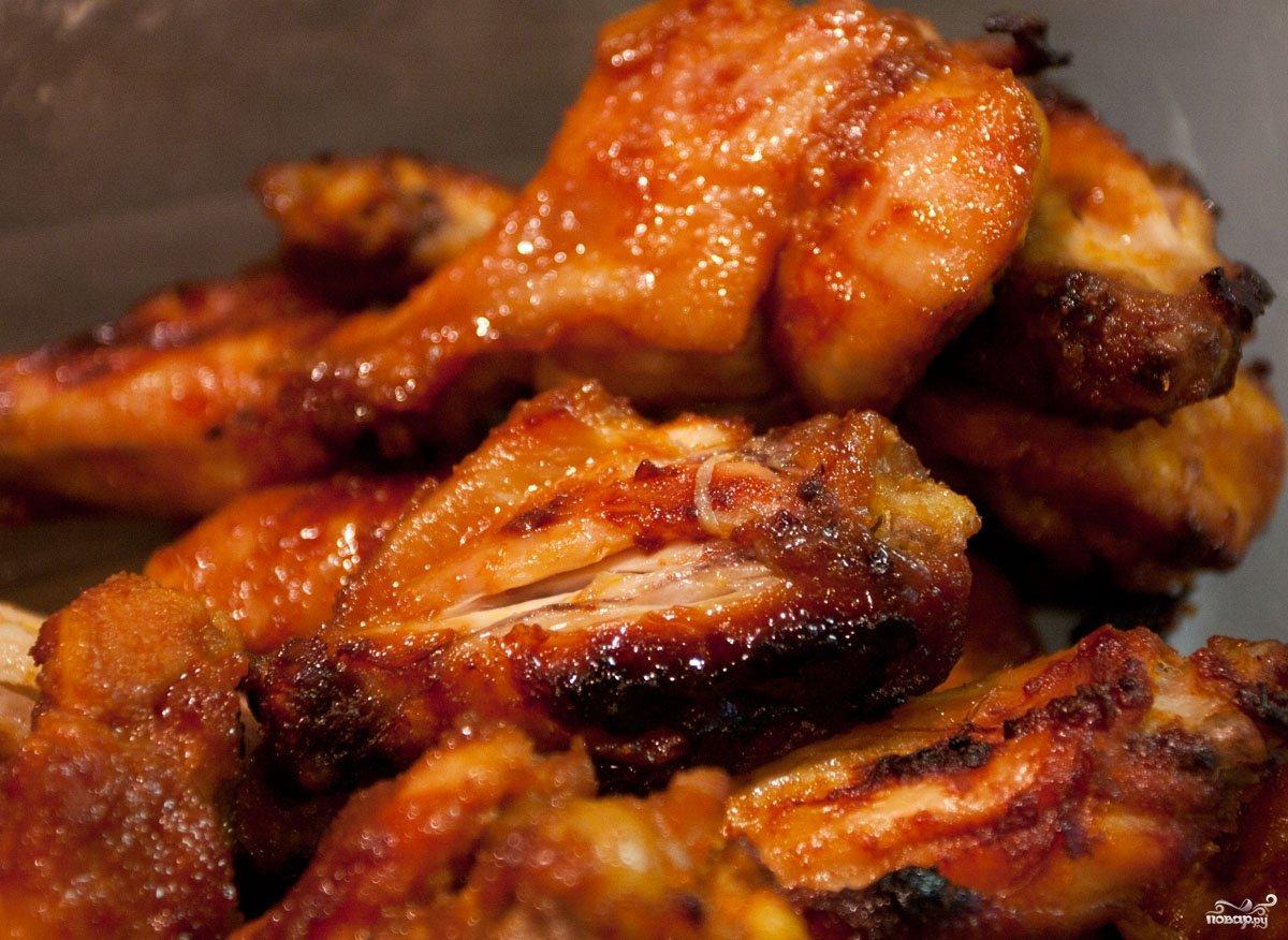 Рецепт курицы в соевом соусе на сковороде рецепт